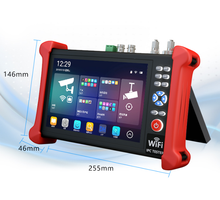 Tft Lcd <span class=keywords><strong>a</strong></span> Colori Hd-Tvi/Ahd/Cvi/Cvbs All in One Multi Funzione Cctv Tester Video monitor Pro per Dahua <span class=keywords><strong>Hikvision</strong></span> Telecamere