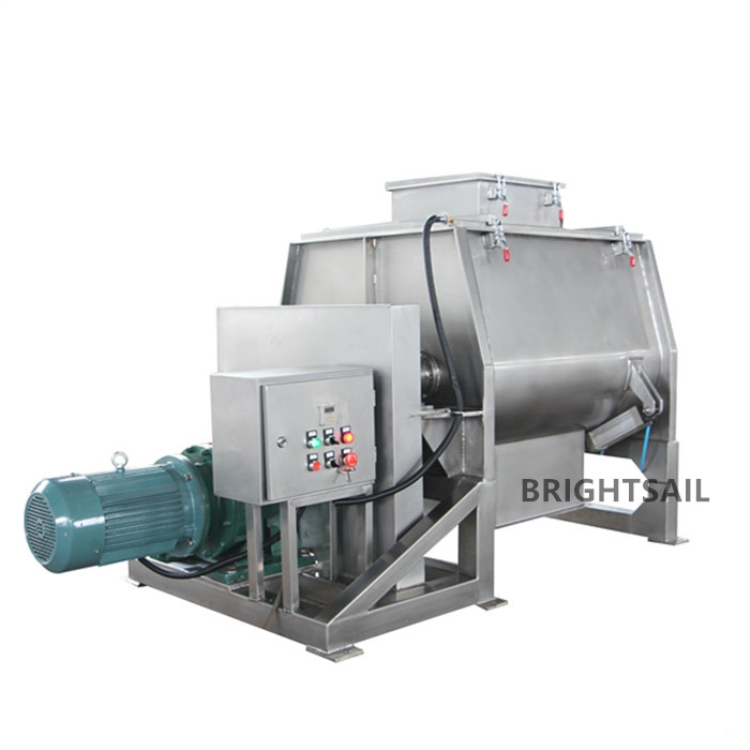 Animal feed 500 kg fertilizer powder blender mixer blending machine mixing equipment