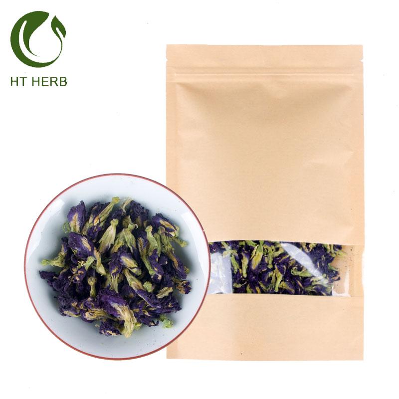 Wholesale butterfly pea flower blue butterfly pea tea for beauty tea - 4uTea   4uTea.com