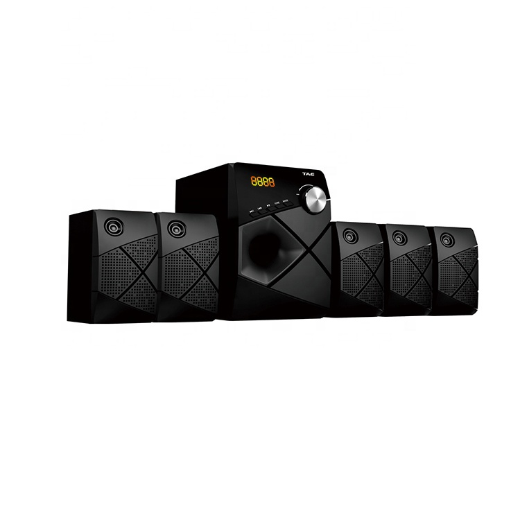 TK-531 Home Theater System 2.1 5.1 speaker System With BT/FM/USB/MP3/SD/Remote Rontrol
