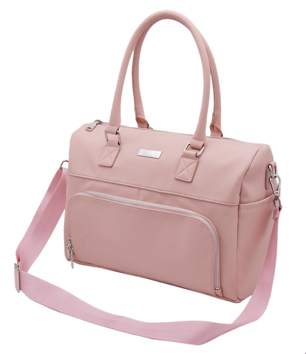 High quality hand made luxury diaper bag for baby care