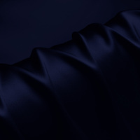hot selling 19MM silk stretch satin color no. 73 medieval blue satin 108cm width pure silk for dress handmade by hellosilk