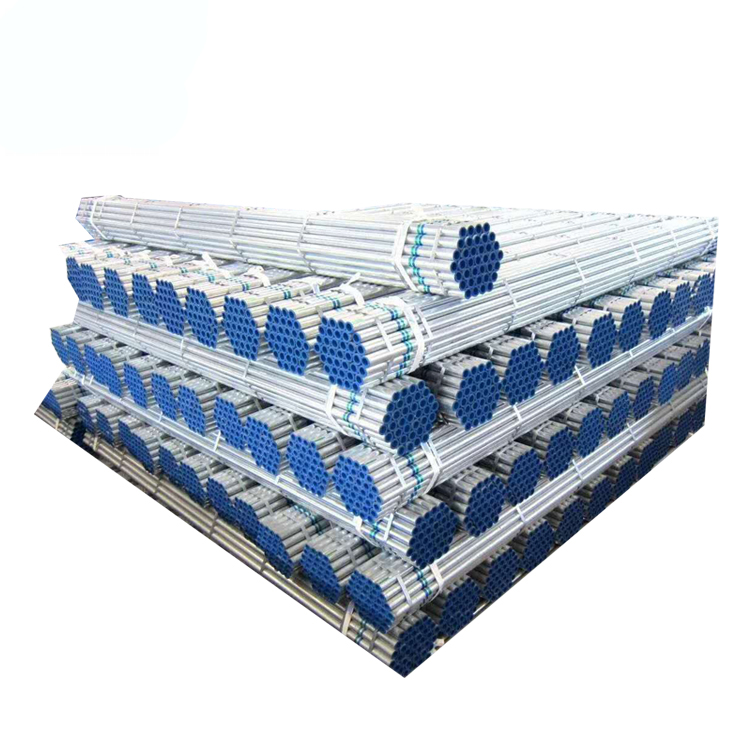 galvanized steel pipe for greenhouse frame scaffolding tube8