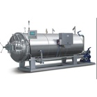Tin can steam air retort sterilizer autoclave sterilizer