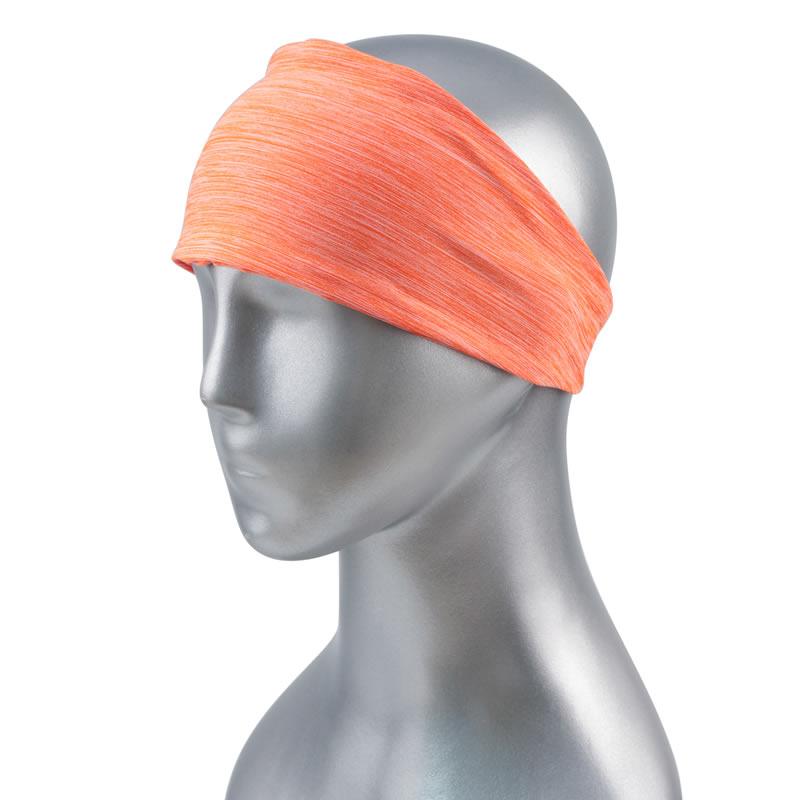 Özel kafa bandı üniforma elastik yumuşak cilt dostu malzeme nefes ter emme Fitness egzersiz spor kafa bandı