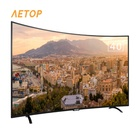 Best quality led tv curved 2k hd plasma television lcd 40 smart curved tv with wifi