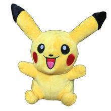 15-20 см покемон плюшевые куклы игрушки Сквиртл Пикачу Charizard аниме игрушки для детей подарки на день рождения(Китай)