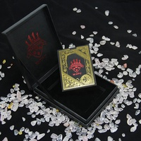 Promotional Gift Playing Card Gold 24 Hot Selling Online Playing Cards