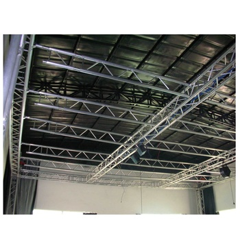 Easy install TUV certification spigot studio truss easy install stage lighting truss