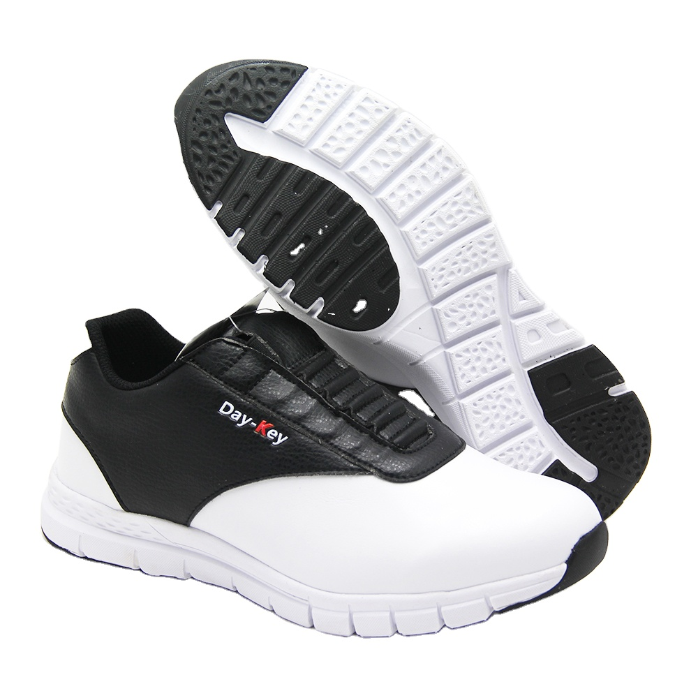 Golf Shoes Sports Casual Leather Waterproof Mens For Men Fashion Summer Winter Cotton Oem Spring
