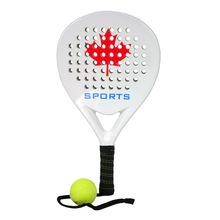 Tennis Paddle Glasvezel Power Lite Pop Eva <span class=keywords><strong>Schuim</strong></span> Strand Paddle Tennis Paddleball <span class=keywords><strong>Racket</strong></span> Rackets
