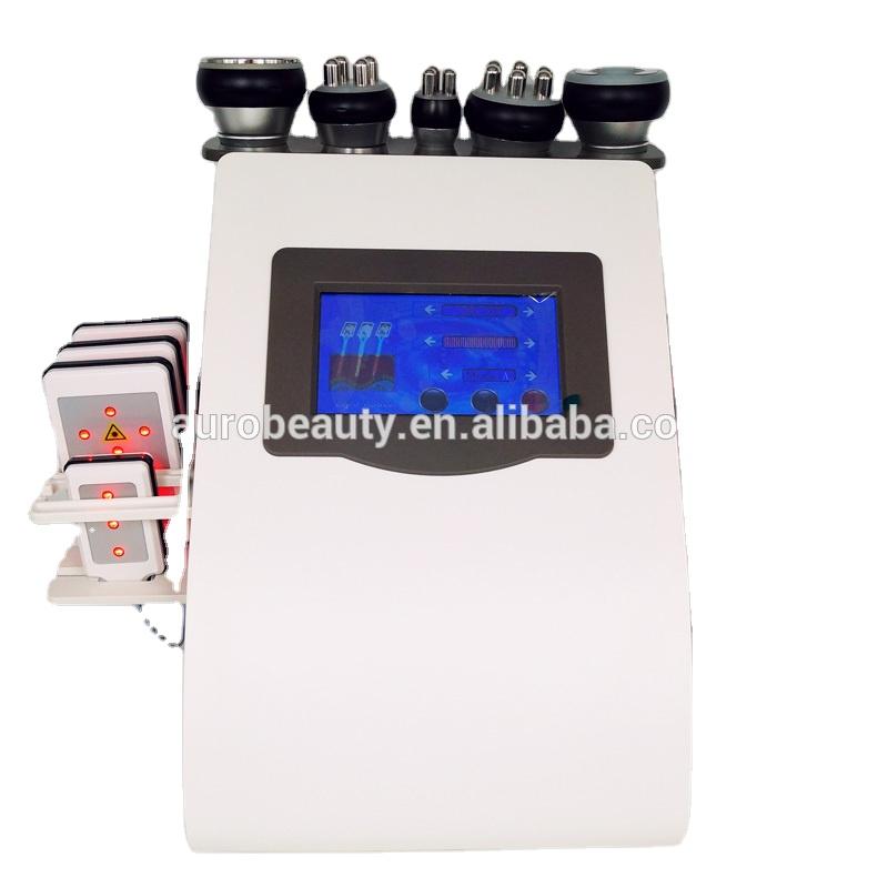 AU-61B 2020 Kim 8 Slimming System Cellulite Reduction Fat Loss 40K Cavitation RF Slimming Machine