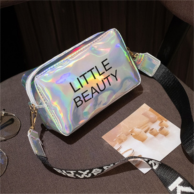 Osgoodway2 Printed letter small crossbody fashion purse bag colorful handbags for women