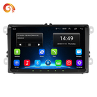 7 9 10 Inch Android 1024*600 HD 1080P Full Touch Screen Bluetooth Mirror 2din Stereo Car Radio System DVD Player For Vw