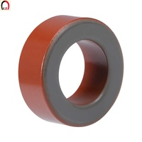 Ferrite transformer core/MPP/sendust/high flux/Soft iron core T157-2 / all kinds of powdered iron toroid core