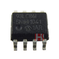 High quality hot sale wholesales Repeatedly used 93LC86 IC chip for auto tool 031003-2