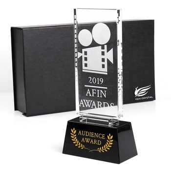Newest Design Camera Engraving Carved Film Academy Award Trophy