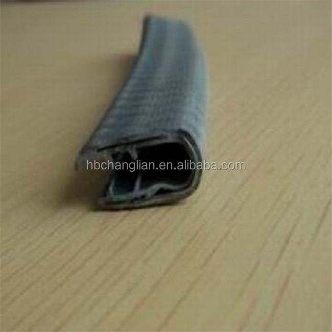 Door Edging plastic u channel trim