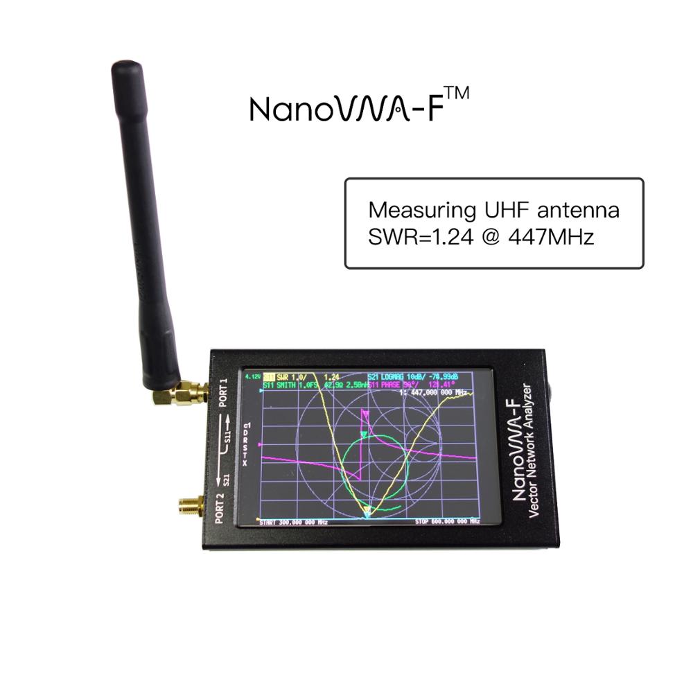 NanoVNA-F New item Original 4.3