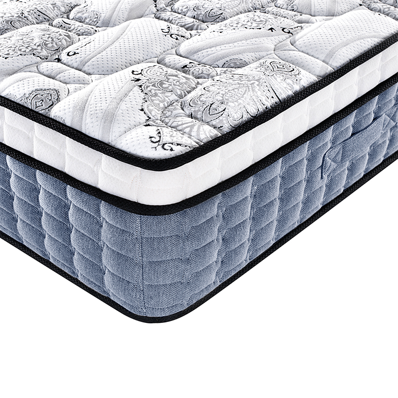5 star hotel queen size memory foam pocket spring mattress