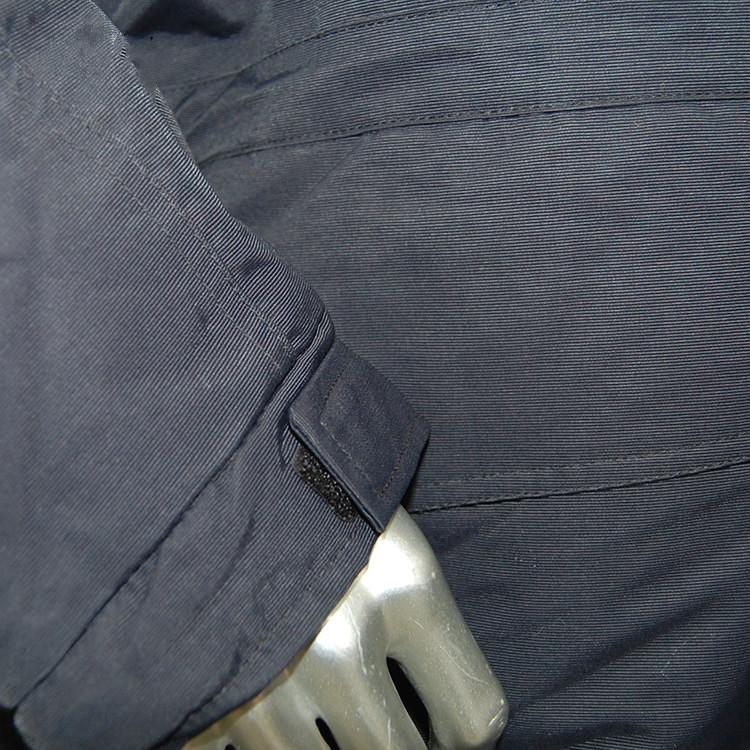 Bán buôn giá rẻ polyester kho làm việc áo khoác nam áo khoác mùa đông