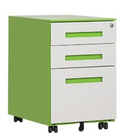 Kd structure A4 File Storage Moving Pedestal metal cabinet file