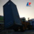 New shipping container unload handler with rotating tipper