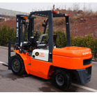 RUNTX C-series 3 ton self loading forklift with China Xincahi engine diesel power forklift