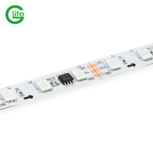 Digital Ws2811 Addressable <span class=keywords><strong>Auto</strong></span> Light Magic Kendaraan LED Dc12v 60LED Pixel Strip