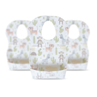 High Quality Keep Clean Waterproof Disposable Portable Baby Bibs