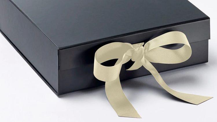 Yeni tasarım kişiselleştirilmiş baskılı karton saç uzatma örgü lüks hediye özel peruk ambalaj kutusu
