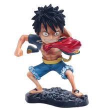 Plastic PVC GK Luffy Collectie Japanse Anime <span class=keywords><strong>Beeldje</strong></span> Een Stuk Action Figure