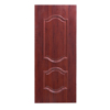 House decorative interior 6 wood pvc door panel skins