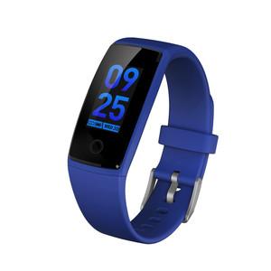 SDK API available smart bracelet waterproof IP67 heart rate monitor adult smart bracelet FITUP V10