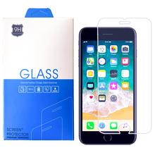 Met Stofdicht Netto ultradunne Retail Groothandel <span class=keywords><strong>Glas</strong></span> Voor Iphone 6S 6 7 8 Screen Protector