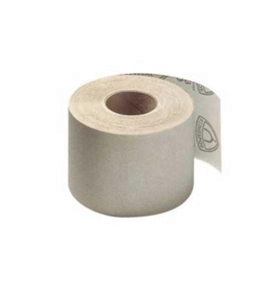 Rollo de papel de lija abrasivo de grano 400 1 m x 100 mm