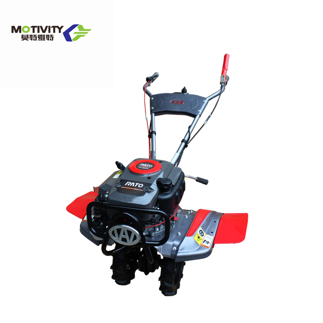 Manual or Electric Start Farm Machine Power Weeder Multiple Tools in China / Garden Weeder / Mountain Areas Assistant
