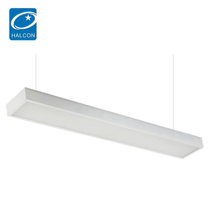 Cheap wholesale price 40w 50w  modern indoor tube led linear Up and down light