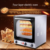 Oven machine electric for bread backing / mini oven electric baking oven