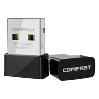 comfast 811AC dual band high power 2.4ghz 5.8ghz 650mbps alfa wifi dongle network wireless usb adapter