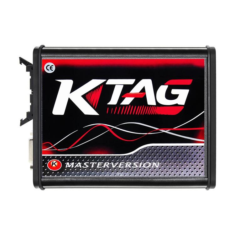 KTAG V7.020 versión en línea sin límite de señales V2.47 Kess V2 OBD2 Kit de sintonización gerente herramienta de programación de ECU de Auto camión