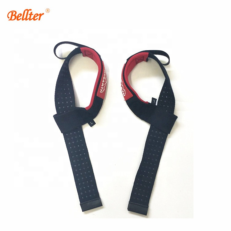 Factory Produce Wrist Straps Gym Wrist Protection Bodybuilding Training Gym <strong>Weight</strong> Lifting Gloves