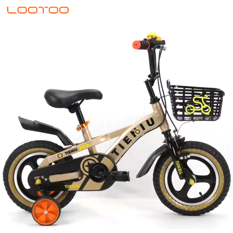 "China supply cheap 12"" 16"" inch BIS child bicycles kids cycle for 1 year india"