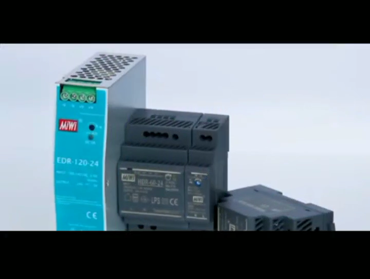 Mean Well Switch Power Supply LRS-350-4.2 252W 60A Single Output High Quality