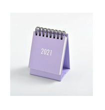 Настольный календарь 2020 ежедневник 2021 Novedade планировщик Рабочий стол расписание записная книжка Мини Портативный календарь школьные офисн...(Китай)