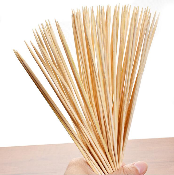 Best selling Food garde <strong>bamboo</strong> <strong>stick</strong> skewers for BBQ