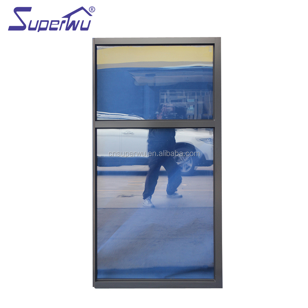 High Quality factory direct sale aluminum frame fixed glass windows cheap price