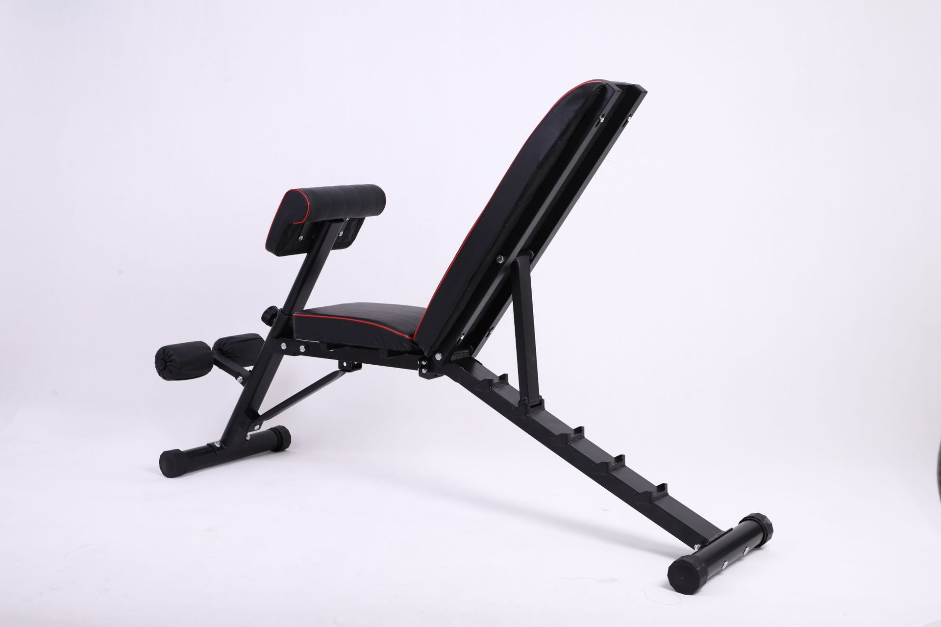 Commercial with Incline and Decline Flat Exercise Adjustable Foldable dumbbell Weight Bench