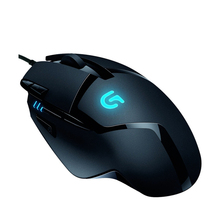 Original <span class=keywords><strong>Logitech</strong></span> G402 Hyperion Fury FPS Gaming Maus mit Optische 4000DPI High Speed Fusion Motor Gaming Maus Mehrere büro