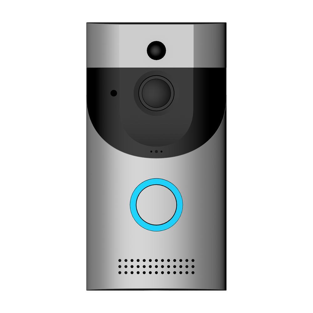 Smart Home Wifi Video timbre de llamada de teléfono puerta campana Cámara